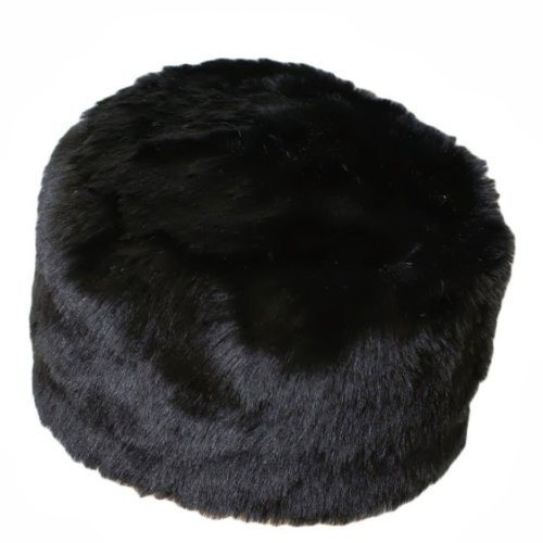 Ladies Russian Style Faux Fur Cossack Hat