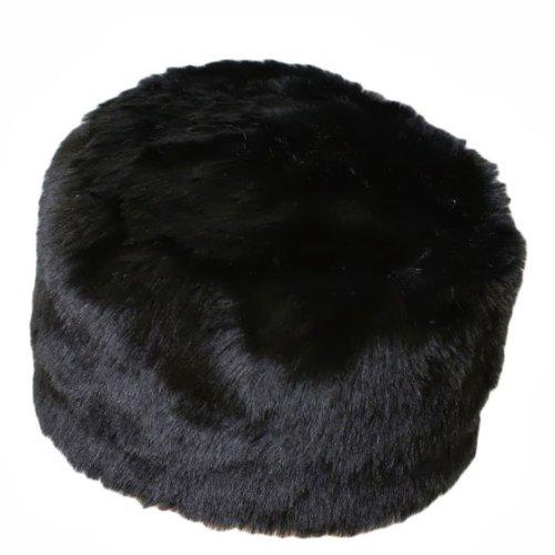 Ladies Russian Style Faux Fur Cossack Hat