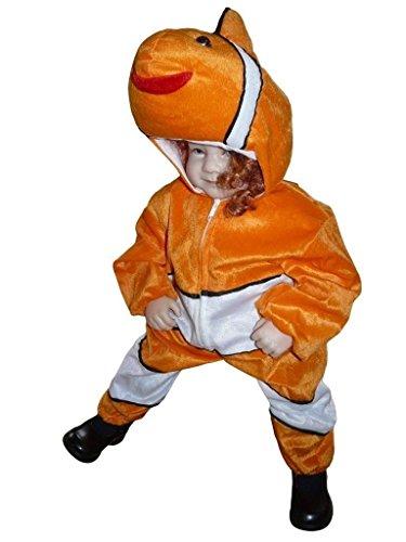 - Clown Fisch Baby Kostüm