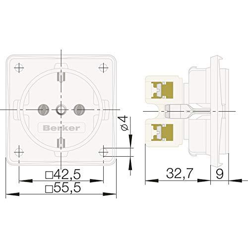 Zoom IMG-1 berker 941852505 integro presa