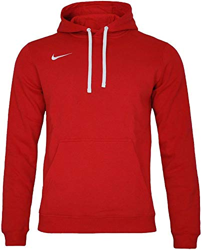 Nike Club 19 Felpa Uomo Rosso University Red/White 657 X Large