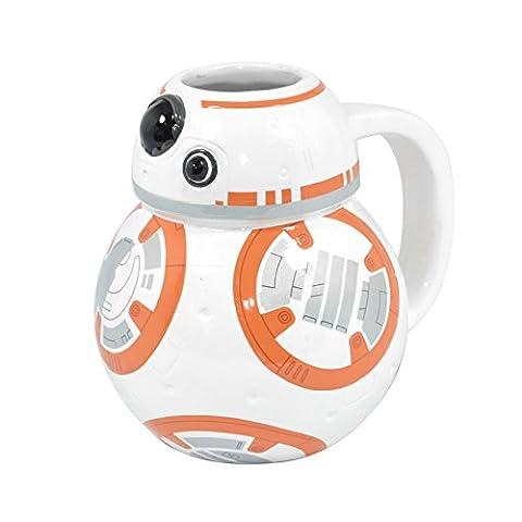 Star Wars BB-8 3D Ceramic Mug in