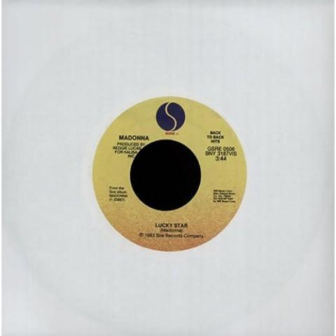 Lucky star (1983) / Vinyl single [Vinyl-Single 7'']