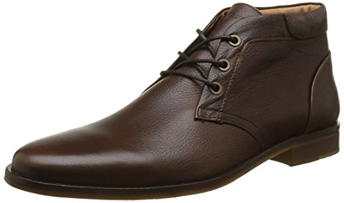 SchmooveDirtydandy Desert Texas - Desert boots  stivali al ginocchio Uomo , marrone (Marron (Brown 21)), 44 EU