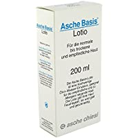 Asche Basis Lotio 200 ml preisvergleich bei billige-tabletten.eu