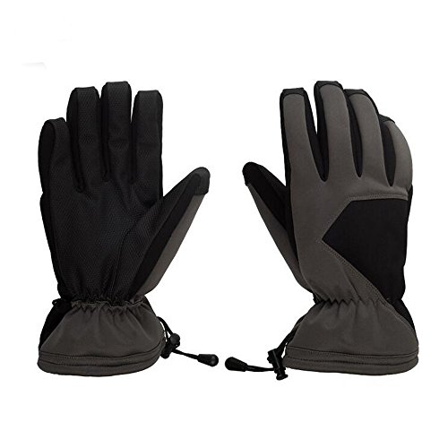 Snow Gloves Waterproof Ski Gloves Windproof Warmest Winter Gloves Breathable Warm Gloves for Skiing, Snowboarding, Motorcycling, Cycling, climbing, skating, Outdoor Sports, Men Women Boys Girls Kids