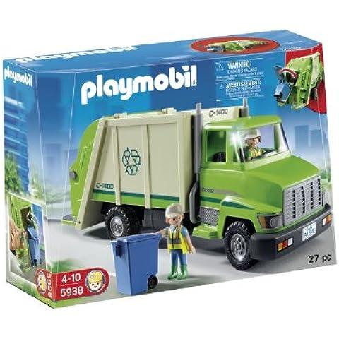 Playmobil - Camión de reciclaje