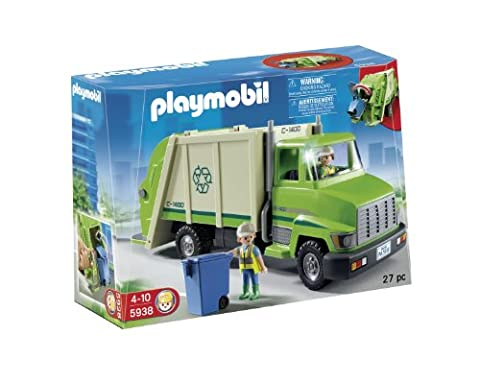 Playmobil 5938 Camion poubelle - Recycling Truck