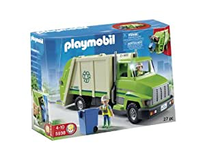 Playmobil 5938 Recycling Truck