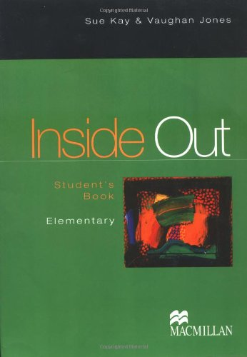 Inside Out. Student's Book. Elementary (Young adult/adult courses)