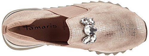 Tamaris 24626, Sneakers Basses Femme Rose (ROSE STRUCTURE 579)