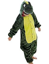 Minetom Unisex Mujer Hombre Unicornio Onesie Pijamas Anime Kigurumi Trajes Disfraz Cosplay Animales Ropa De Dormir