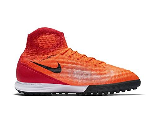 Nike Magistax Proximo Ii Tf, Scarpe da Calcio Uomo Arancione