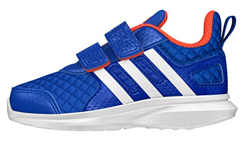 Adidas Unisex Kids Hyperfast 2.0 Cf I Multisport Outdoor Shoes, Blue (Collegiate...