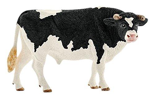 Schleich 13796 - Tier, Bulle, mehrfarbig