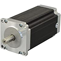 stepperonline NEMA 23Motor paso a paso 3nm 4,2A 4-wires 10mm eje CNC molinillo torno Plasma Router