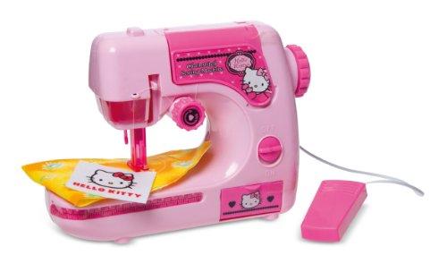 IMC Toys - Maquina De Coser Hello Kitty Pilas 43-310506