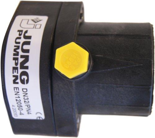 Jung Verhindert das selbständige Leerlaufen der Druckrohrleitung