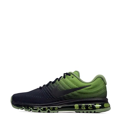 Nike 849559-001, Scarpe da Trail Running Uomo Nero Verde