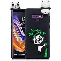 Everainy Samsung Galaxy Note 9 Silikon Hülle Ultra Slim 3D Panda Muster Ultradünn Hüllen Handyhülle Gummi Case... preisvergleich bei billige-tabletten.eu