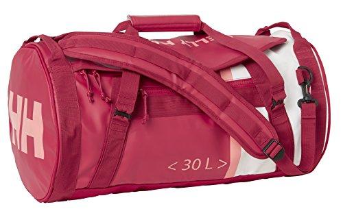 Helly Hansen HH Duffel Bag 2 Bolsa de Viaje, 45 cm, 30 litros, Persian Red