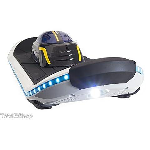 Gyropode Bluetooth - tradeshoptraesio®–Skateboard Gyropode gyroroue Skate Bluetooth LED Max