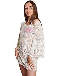 Blusas de Crochet para Mujer