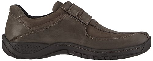 Josef Seibel Arthur Men Derby Low Shoes Grigio (087 Vulcano / Moro)
