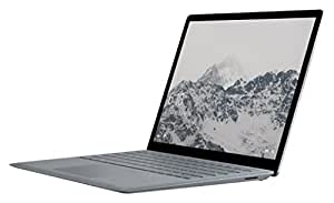 Microsoft Surface Laptop, 13.5 Pollici, Processore i7, RAM da 8 GB, SSD da 256, Platino