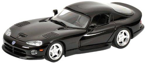 minichamps-430144024-modellino-auto-dodge-viper-coupe-1993-black-auto-stradali-scala-1-43