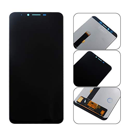 YHX-OU Reparatur- und Ersatz für Cubot,LCD Display mit Touchscreen Digitizer + Werkzeug