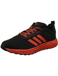 Adidas Men's Helkin 2.0 M Energy/Cblack Running Shoes-9 UK/India (43 EU)(10 US) (CI1926)