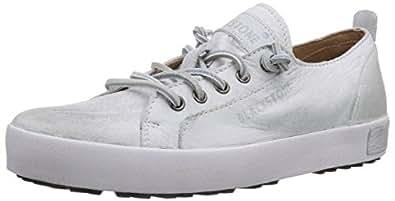 Blackstone Jl20, Sneakers Basses Femme - Blanc (white), 41 EU