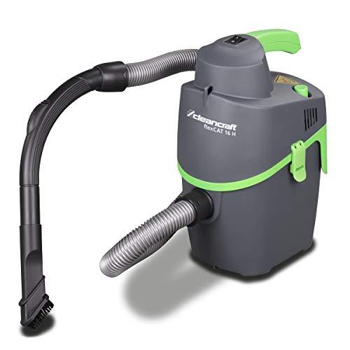 Stürmer Cleancraft Cleancraft Trockensauger flexCAT 16 H, Behälter 6 l, tragbar mit Schultergurt, umfangreiches Zubehör - 7003110