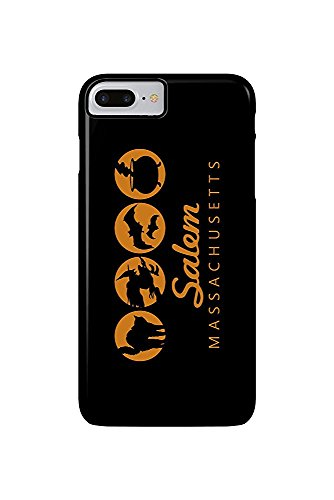 Salem, Massachusetts - Halloween Quad (iPhone 7 Plus Cell Phone Case, Slim Barely There)