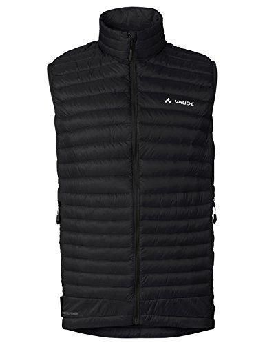 Vaude Herren Kabru Light Vest Weste, Black, XXXL