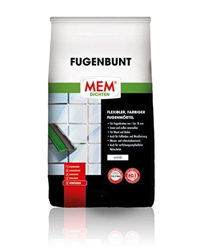 MEM Fugenbunt 2 kg hellgrau