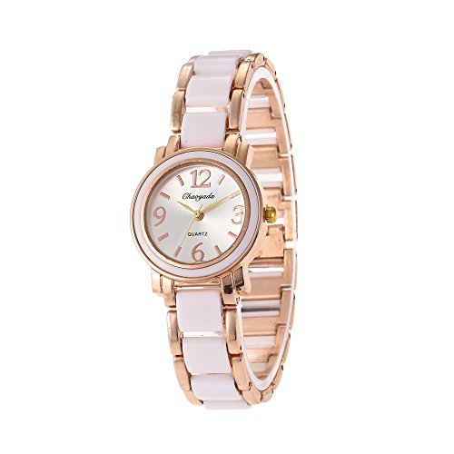 Herrenuhren Armbanduhr Frauen Imitation Uhr Frauen Diamanten British Student Watch Damenuhren (Color : 2)