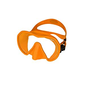 Masque Maxlux S Color Beuchat - COULEUR - ORANGE