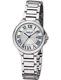 REGENT Damen-Armbanduhr 12221046