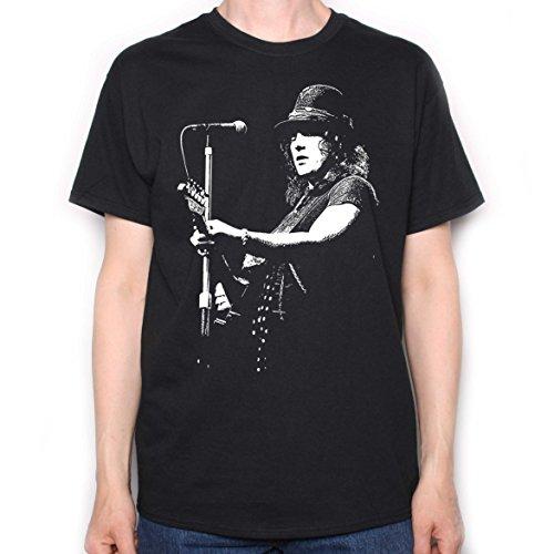 frankie-miller-t-shirt-by-old-skool-hooligans-on-stage-portrait