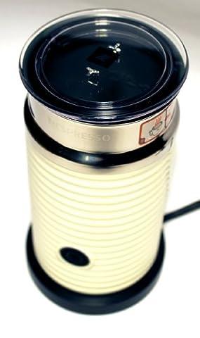Nespresso-mousseur à lait aeroccino 3 électrique nespresso blanc-original-fabricant : nestlé/delonghi-idéal pour latte macchiato et