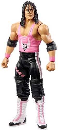 WWE GCB67 - 15 cm Basis Figur Bret Hitman Hart
