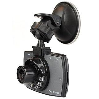 ASHFORD MORRIS 140° WIDE ANGLE DASH CAM HD 1080P - SHOCK