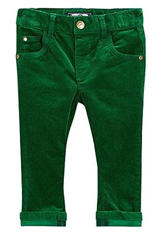 next Pantalon stretch en velours côtelé (3 mois à 6 ans) bébé garçon Standard Vert 12-18 mois