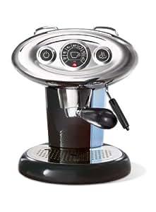 Francis Francis! 6603 Macchina da Caffè Espresso in Capsule Iperespresso X7.1, 1.0 litri, Nero