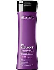 Revlon Be Fabulous Après-Shampooing pour Cheveux Endommagés