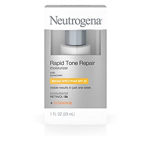 Neutrogena Rapid Tone Repair Moisturizer Spf 30, 1 Ounce