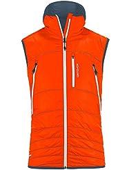 Ortovox Piz boé Vest–Crazy Orange