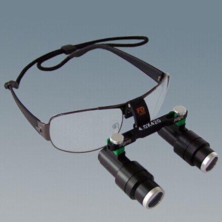 Preisvergleich Produktbild 550 mm 4, 0 X,  5.0 x,  6.0 x Fernglas Kepler Head Band Lupe Lupe Gläser fd-502 K-2010 von dentallabore